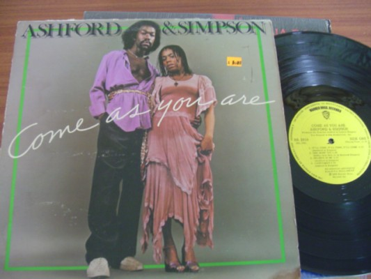 ASHFORD & SIMPSON - COME AS YOU ARE - WARNER